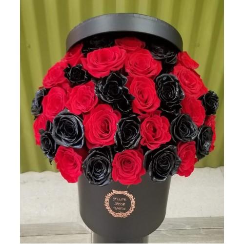 Red & Black Box