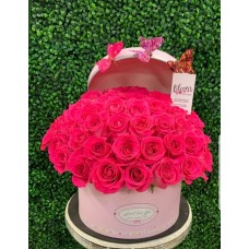 Butterfly Rose Box