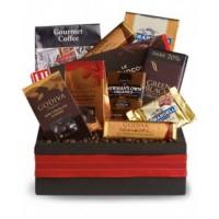 Gift basket chocolate
