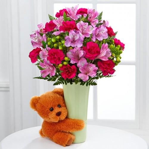 The Big Hug Bouquet