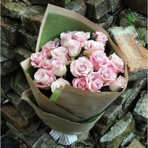 Sorbet Pink Roses