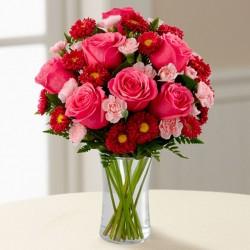 The Precious Heart Bouquet